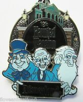 Disney DLR The Haunted Mansion Logo with Hitchhiking Ghosts Artist Proof AP Pin
