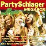 DIE PARTYSCHLAGER-MEGABOX 3 CD NEU