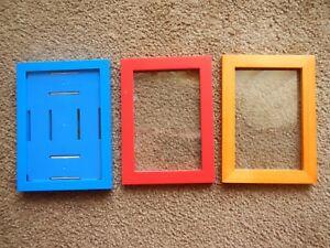 3x Yanoman Puzzle Frames for Petit Puzzles (Japan Import)