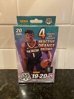 2019-20 Panini Mosaic NBA Basketball Trading Cards Hanger Box 20 Cards Sealed