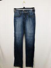 Frankie B Women's Designer Light Washed Denim Jeans Size 2