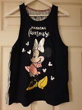 Primark L Disney Minnie Mouse Pigiama Top ~ P & P Inc
