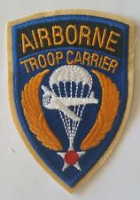 Patch US Airborne Troop Carrier Air Force USAAF - RARE WWII REPRO