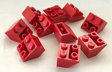 VINTAGE LEGO RED WINDOWS /& DOORS  x 40  ASSORTED SIZES