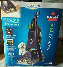 BISSELL PROHEAT PET ADVANCED FULL-SIZE CARPET CLEANER #1799 FAST SHIPPING