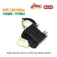 TZ-33 125cc 150cc Regulator Rectifier 5 Wire GY6 Parts Chinese Scooter Motor