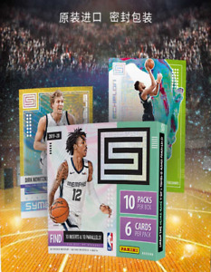 2019-20 Panini STATUS BASKETBALL Asia T-MALL China Edition Box FACTORY Sealed