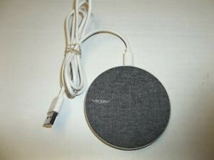 Ventev Chargepad 10W Fast Charge Wireless Charging Pad Gray FC30