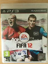 FIFA Soccer 12 2012 for Sony PlayStation 3 ~ PS3 Superb Soccer Footba/l Game