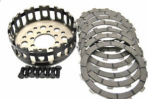 NEW  Ducati Monster 900 S4 clutch tool basket clutchbasket friction plates bell
