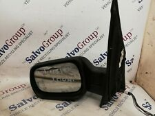 FORD FUSION 2003-2006 PASSENGER SIDE ELECTRIC WING MIRROR BLACK PLASTIC N/S