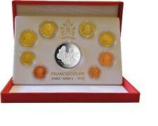 **euro 2015 Vaticaan Vatican Proofset 2015 0,01 -- 2 euro + 20 euro / 9 munten