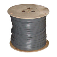 Southwire 12/2 Gray Solid CU UF-B W/G Wire 1,000 ft.