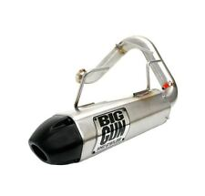 BIG GUN EXO Stainless Steel Muffler Slip On Exhaust Sportsman XP 1000 Touring