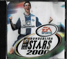 Bundesliga Stars 2000 PC Game CD EA Sports Fussball Bundesliga Saison 1999 2000