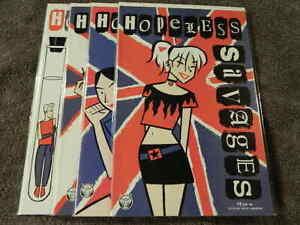 2001 ONI Press HOPELESS SAVAGES #1-4 Rare Complete Limited Series Set - VF/MT