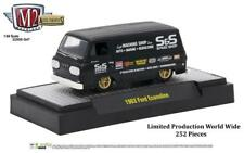 2017 M2 Machines Hall of Fame Ford Econoline Hall of Fame Chase 1 of 250
