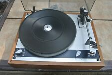 Thorens TD 145 Turntable Record Player with Micro Acoustics Cartridge