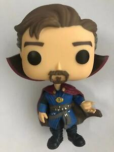 Marvel Character Toy Doctor Strange #169 Bobble-headed PVC Figure With Box