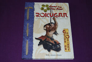 D20 SYSTEM L5R L5A ROKUGAN JDR Jeu de Role - Rokugan : Univers Guide de l'Orient