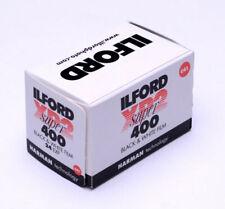 ILFORD XP2 400 ISO 24 poses, péremption février 2021
