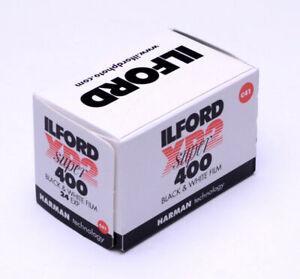 ILFORD XP2 400 ISO 24 poses, péremption décembre 2023