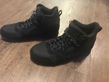 best sneakers ce5c1 c810e Nike MD Runner 2 Mid Premium Mens Size 10 Sneakers Suede Triple Black