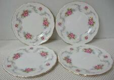 Lot of 4 Royal Albert TRANQUILLITY BREAD & BUTTER SIDE PLATES China England