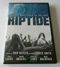 Riptide (DVD, 2010) *THE NEXT WAVE COULD BE THE LAST* GREAT CONDITION!