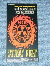 "ost SO I MARRIED AN AXE MURDER NED'S ATOMIC DUSTBIN Japan 1993Tall 3"" CD Single"