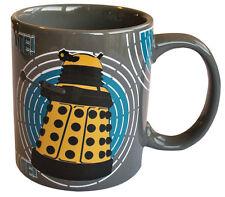 NEW Dr Doctor Who - DALEK Heat Changing Coffee Tea Boxed China Mug -ONE MUG ONLY