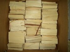 Hickory Wood Chunks for Smoking Grilling 14-20 lbs per box Free Ship NO BARK