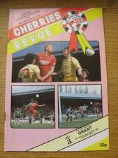 06/12/1986 Bournemouth v Leyton Orient [FA Cup] . Item In very good condition un