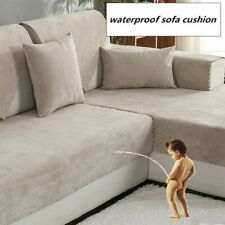 Waterproof Sofa Cushion Isolation Of Children's Urine Towel Sofacover Non-slip