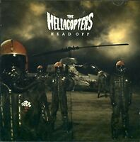 THE HELLACOPTERS - HEAD OFF   VINYL LP NEU