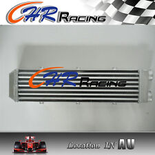 "Turbo Aluminum Intercooler 2"" 550x140x70 mm Delta Fin SAME SIDE OUTS"