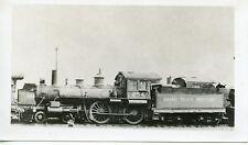 6E543 2ND GEN RP 1930/40s? GTW GRAND TRUNK WESTERN RAILROAD ENGINE #254