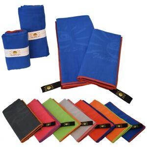 Mikrofaser Handtücher Reisehandtuch Microfaser Handtuch Strandtuch Fashion doSol