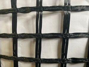 25 m2 Asphalt Reinforcement Bewehrung GITTER / GRID Glass  100 kN - 25x25 mm