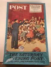 Saturday Evening Post New Sealed500 Piece Puzzle School Orchestra Jaymar