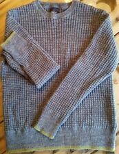 Gap Kids Boys Knit Sweater 10 Blue Large L pullover sweatshirt