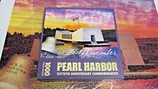 1000 pc Pearl Harbor USS Arizona Memorial 60th Anniversary Commemorative Puzzle