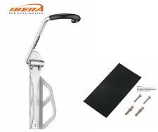 Bicycle Bike Wall Hanger Floor Stand Rack mount Storage NON-SCRATCH Sliver IBST3