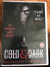 Luke Goss MATT LUCAS Cold E DARK ~2005 inglese THRILLER DVD