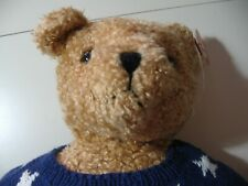 """TY Beanie Baby 24"""" Large Curly the Teddy Bear, with tag"""