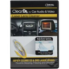 Digital Innovation 41905 Car CD/DVD Laser Lens Cleaner Disc
