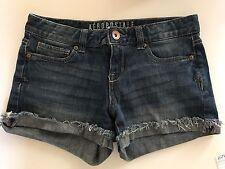 Aeropostale Women's Ultra Low Rise Short Shorts Size 2