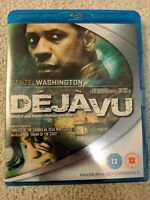 DE JAVU ,DENZEL WASHINGTON, BLU-RAY DISC