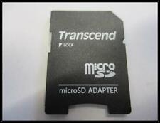 Transcend tarjetas adaptador adaptado de microsd-mapa en SD-mapa 1 unid.