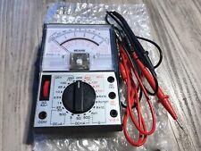 🔥🔥Vintage SEARS Portable 27-Range Multitester Multimeter 452.520600 NO BOX🔥🔥